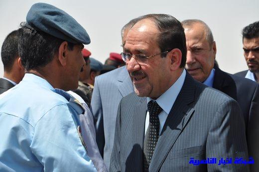 تقرير مصور عن وصول رئيس الوزراء العراقي إلى مدينة الناصرية Nasiriyah024