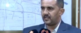 بلدية الناصرية بصدد شطر قسم خلف السريع
