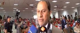 فيديو:محافظ ذي قار يؤكد دعم الحكومة المحلية للقوات المسلحة والحشد الشعبي