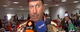 فيديو:عمليات الرافدين تقيم مهرجانا شعريا لدعم القوات المسلحة والحشد الشعبي