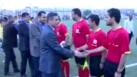 انطلاق بطولة الرياضي الراحل عدنان هادي الكروية في الناصرية