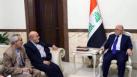 مسجدي يؤكد للعبادي دعم ايران لقوة الدولة العراقية وما حققته من نجاحات كبيرة