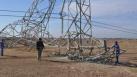 الكهرباء تعلن فقدان 800 ميغاواط من الطاقة بسبب العواصف وسوء الأحوال الجوية