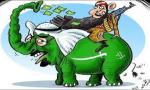 تمويل العصابات الارهابية