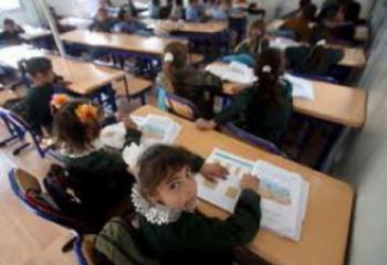 ذي قار : 49 إلف طفل بينهم نازحين يلتحقون بالصف الاول الابتدائي هذا العام