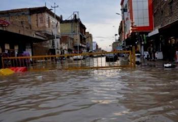تحذيرات من فيضانات في الناصرية.. فما السبب؟
