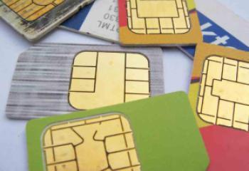 اعتقال سبعة اشخاص لمتاجرتهم بشرائح الموبايل بدون اجازة رسمية