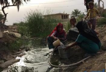 بعد عرض معاناتهم على شبكة اخبار الناصرية ،شمول 55 اسرة من قرية ال ملال بالحماية الاجتماعية