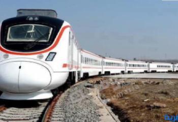 السكك الحديد تسير قطارا من الناصرية الى بغداد لنقل زوار الرجبية