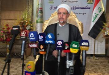 رئيس بعثة الحج العراقية يؤكد انسيابية تفويج الحجاج وتقديم افضل الخدمات لهم