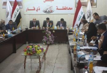 الناصرية تقرر عدم الانصياع لتعليمات وزارة الكهرباء المتعلقة بالقطع المبرمج
