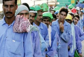 ذي قار تسفر سبعة عمال بنغاليين لمخالفتهم ضوابط الاقامة والعمل