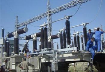 شطر دائرة كهرباء سوق الشيوخ الى دائرتين لتنظيم اعمال الصيانة
