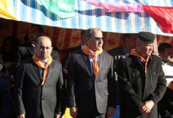الناصري يشارك في المهرجان الكشفي ويؤكد على اهمية نشر مبادئ والتربية الكشفية لترسيخ المثل العليا