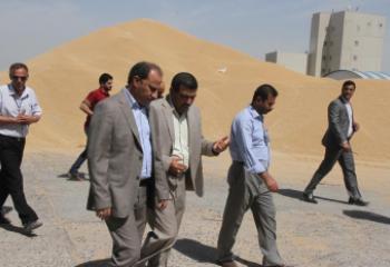 الناصري يعلن انتهاء الاستعداد لموسم الحصاد ومنع تسويق الحنطة من ذي قار