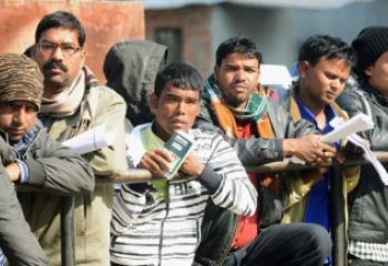 ذي قار تطلق حملة جديدة لترحيل العمالة الاجنبية غير القانونية
