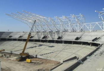 وزارة الشباب توافق على احالة الملعب الاولمبي في الناصرية الى الاستثمار