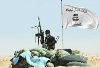ذي قار تعتقل مجموعة تروج لجماعة الرايات البيضاء