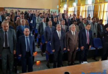 الناصري يشارك في مؤتمر نقل الصلاحيات ويؤكد على اهمية صنع المحافظة لقرارها