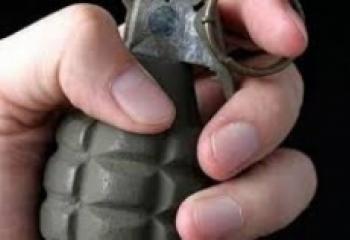 اعتقال شخص هاجم منزلا برمانة يدوية في الناصرية
