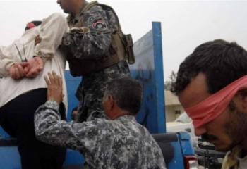 اعتقال متهمين بسرقة مجمع مارينا مول في الناصرية