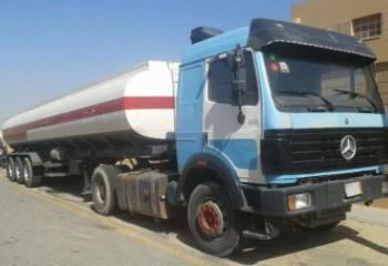 الشرطة تحبط محاولة لتهريب كمية من النفط الاسود جنوب الناصرية