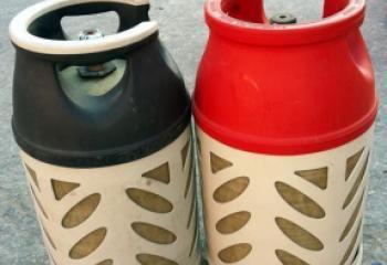 غاز الناصرية تستانف توزيع اسطوانات الغاز البلاستيكية
