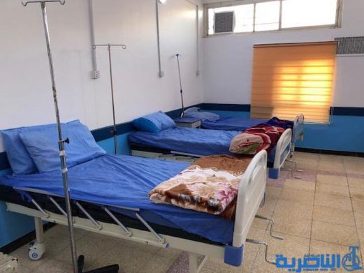 صحة ذي قار تفتتح وحدة لعلاج السرطان بسعة 80 سريرا -تقرير مصور -