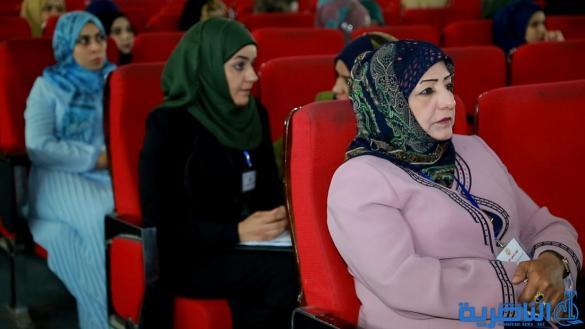 كلية الامام الكاظم في ذي قار تعقد مؤتمرها العلمي الأول بمشاركة 30 باحثا -تقرير مصور-