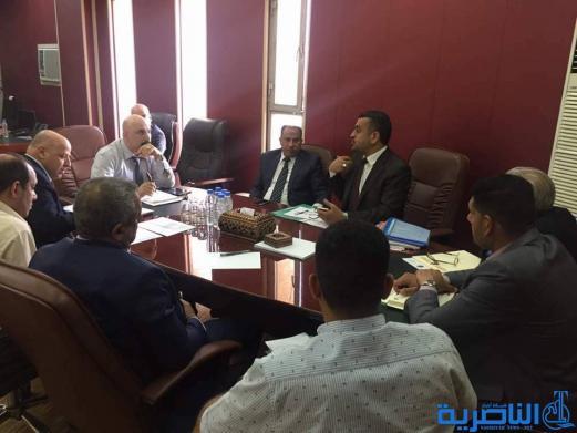 الناصري: لجنة من رئاسة الوزراء ستزور ذي قار لتقييم احتياجاتها من الكهرباء