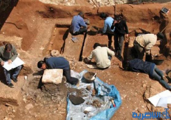 بعثة اثار سلوفاكية تصل الناصرية للتنقيب في ( تل جوخا ) الاثري