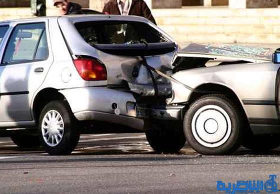 مصرع واصابة سبعة اشخاص بينهم طلبة في حادث سير شرقي الناصرية
