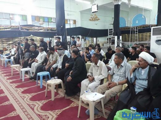 الناصرية تتخذ اجراءات امنية مشددة لحماية المواكب الحسينية في محرم - تقرير مصور -