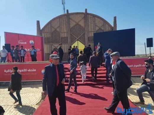 السفارة الامريكية تهنئ بافتتاح متحف تراث الاهوار في الجبايش