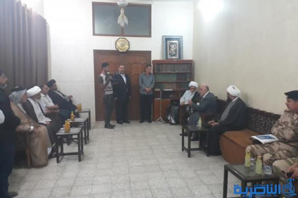 الشيخ الناصري يحث العبادي على انصاف المناطق المحرومة والشرائح الفقيرة  - تقرير مصور-