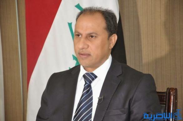 الناصري يخاطب الامانة العامة لمجلس الوزراء للاستجابة لمطالب متظاهري العمال