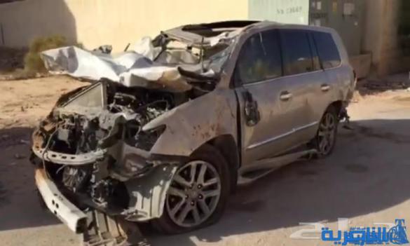طريق الموت ( ناصرية ـ اصلاح ) يخطف شخصين في حادث سير جديد