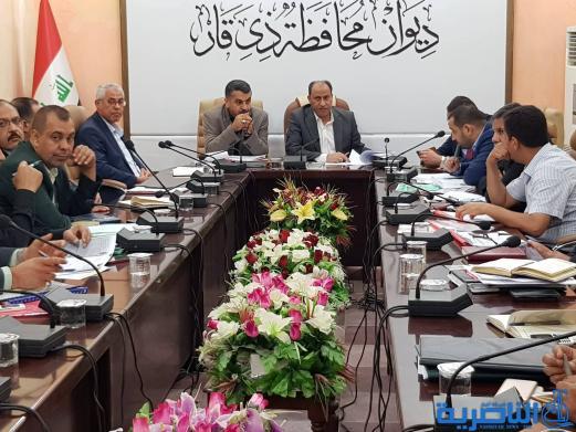 الناصري:مخصصات الوزارة لذي قار قليلة ولن تحل ازمة الكهرباء الصيف المقبل