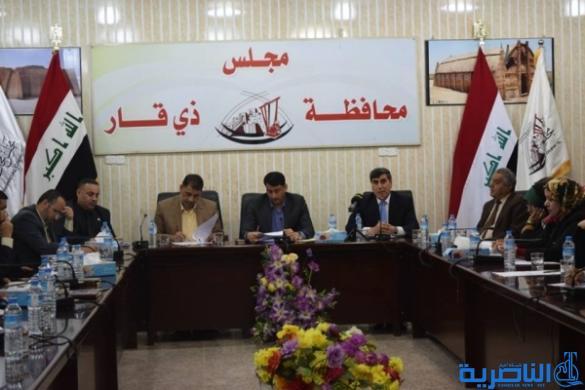 مجلس ذي قار يطالب بغداد بفسخ عقد ايجار لصالح الوقف السني