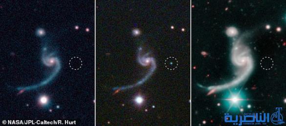 رصد ولادة نظام نجمي ثنائي لأول مرة! (صور)