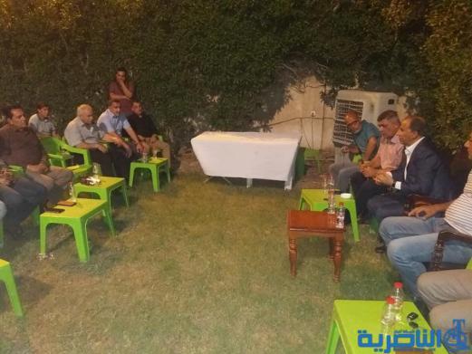 الناصري يبحث مع مجموعة من الرياضيين سبل النهوض بالواقع الرياضي في المحافظة-تقرير مصور -