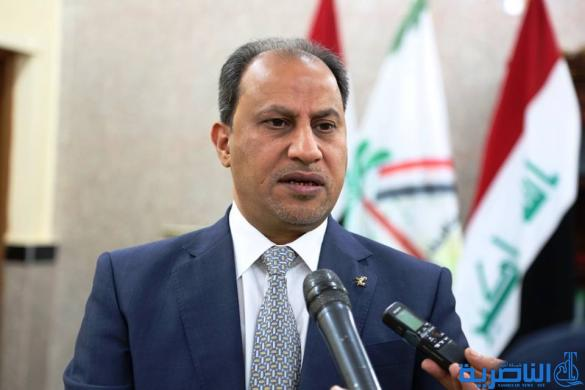 محافظ ذي قار يعزي حكومة واهل الموصل بفاجعة العبارة