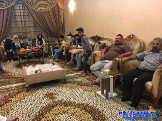 مأدبة إفطار لتلاميذ مبرة التضامن الأولى في الناصرية