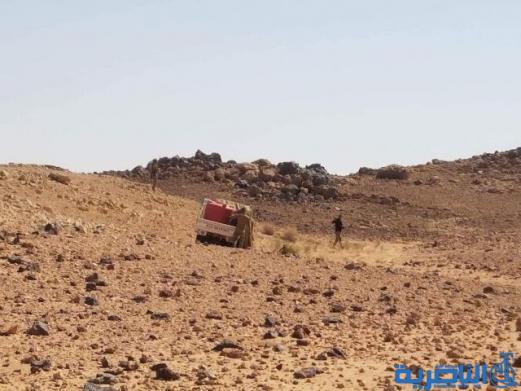 """بالصور.. القوات الامنية تسيطر على معسكر تابع لـ""""داعش"""" غربي الانبار"""