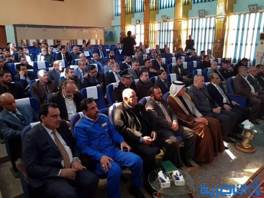 الناصري: ذي قار تحتاج دعم الحكومة المركزية للنهوض بواقع الخدمات اعلام محافظ ذي قار