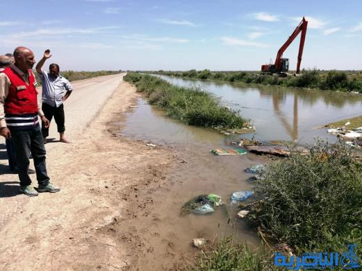 ذي قار :الهلال الاحمر يخصص 200 سلة غذائية للمتضررين من السيول