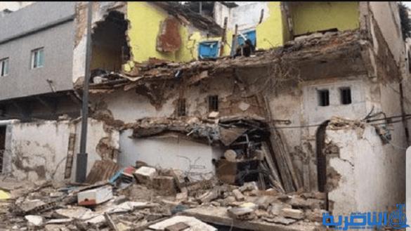 مقتل واصابة اربعة اشخاص نتيجة سقوط منزلهم شرقي ذي قار
