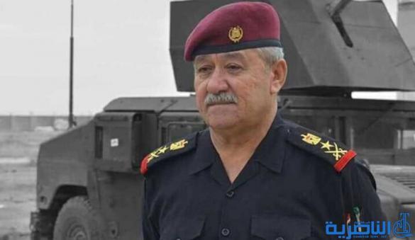 الجبايش تخلد ابنها الفريق الركن عبد الغني الاسدي بنصب تذكاري