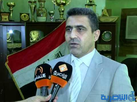 بغداد تتفاوض مع شركة فرنسية لاستئناف العمل بتشييد ملعب الناصرية الاولمبي