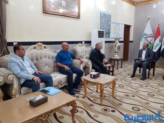 الناصري منتقدا بغداد : لجانكم لا تتابع المشاريع الحكومية ولا تعاقب المتلكئين